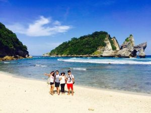 Pantai Atuh Nusa Penida