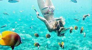 Paket Tour Snorkeling Nusa Penida