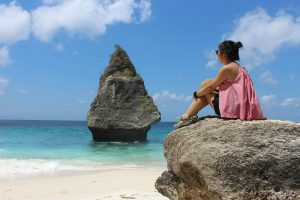 Pantai Suehan Nusa Penida