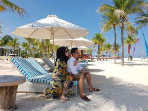 Pantai Mahagiri Nusa lembongan