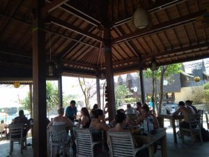 di D'Byas Dream Beach Club And warung