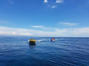 Banana Boat Nusa Penida