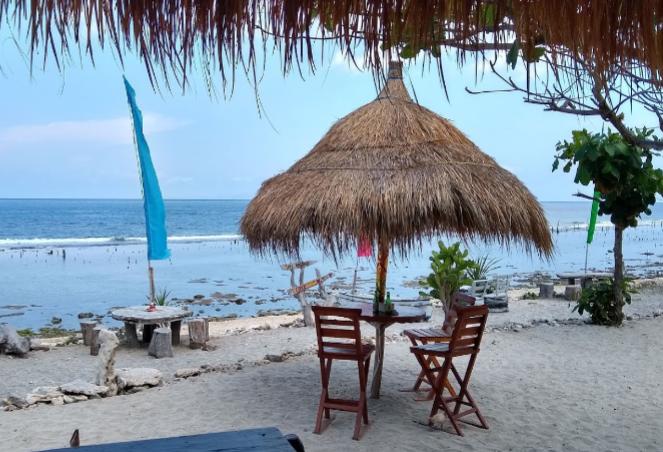 Rocky Beach Nusa Penida