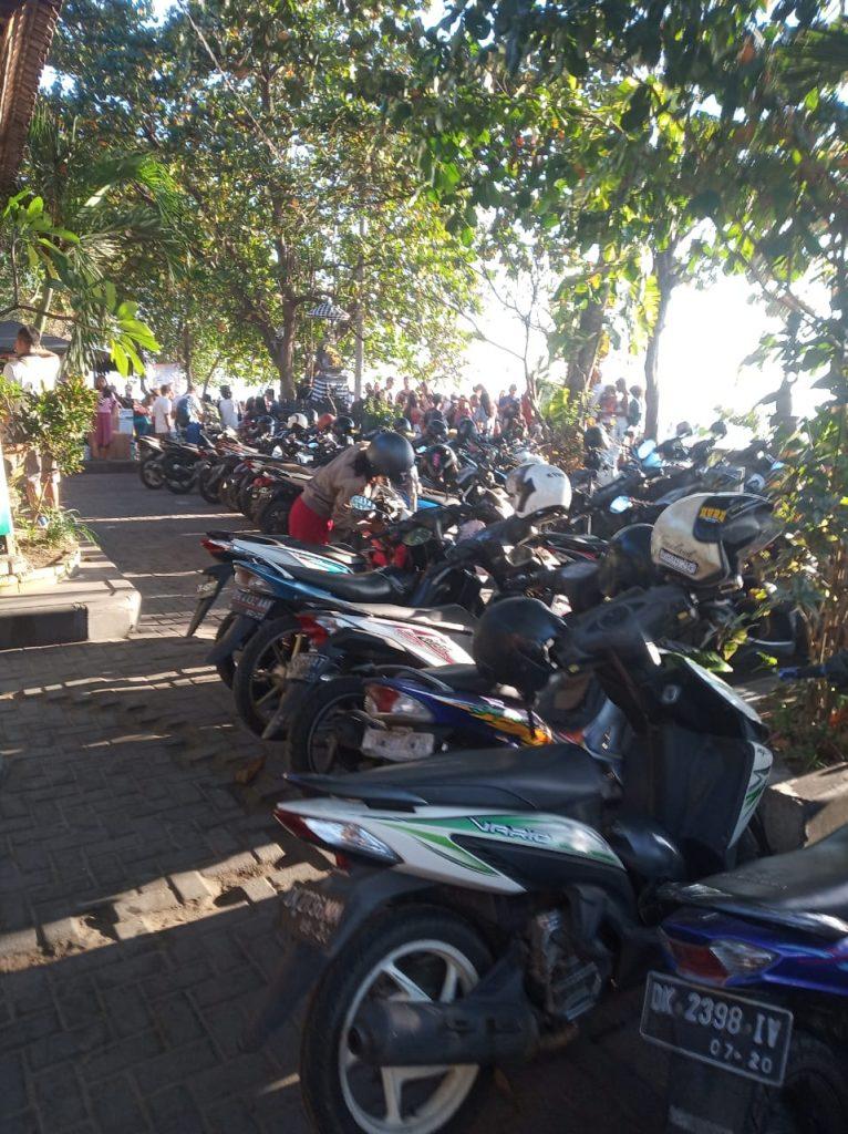 Dermaga sanur menuju Nusa Penida