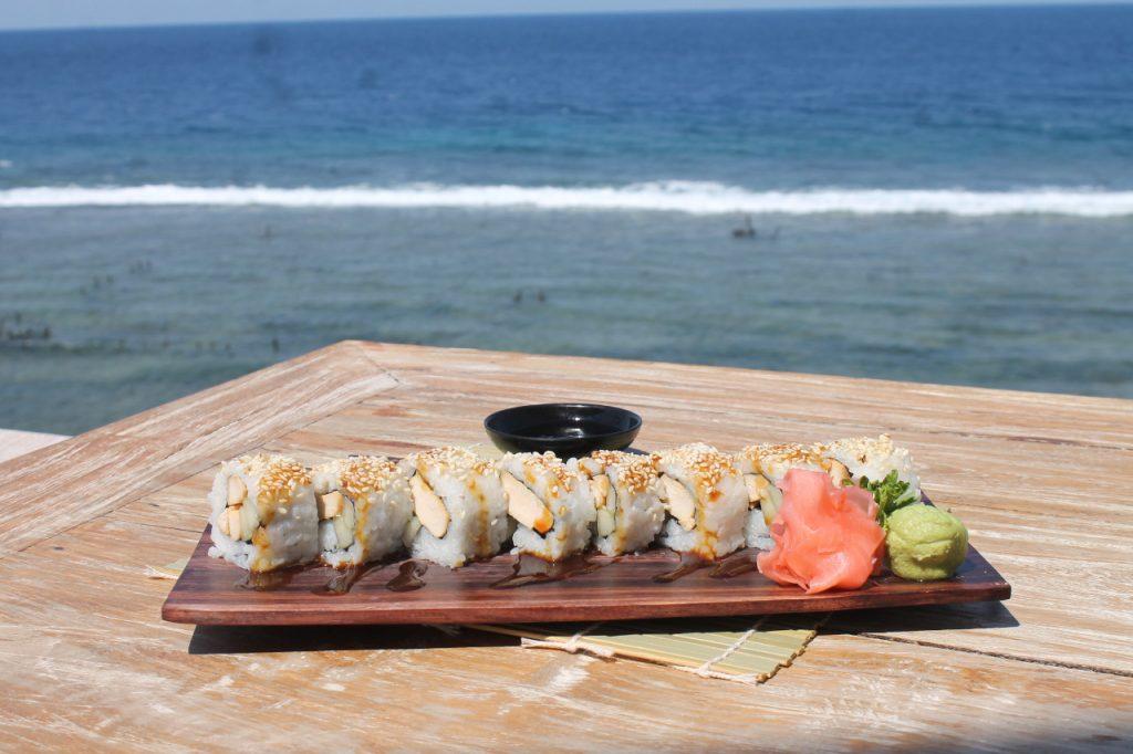Rosemary Sushi & Grill Nusa Penida