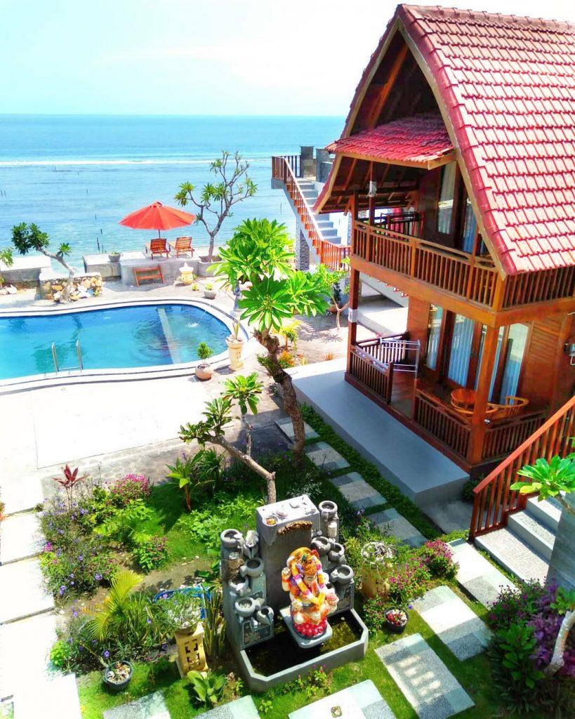 Ayu Laba Beach Villa & Resto Nusa Penida
