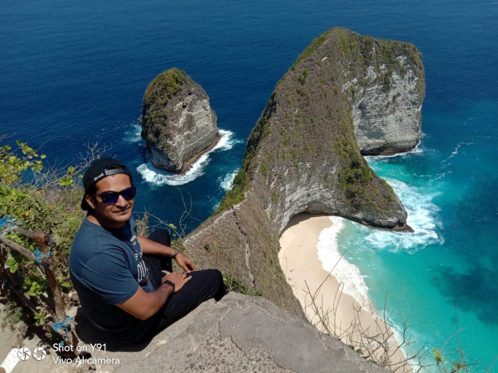 Pantai Kelingking dan Tirta Yatra