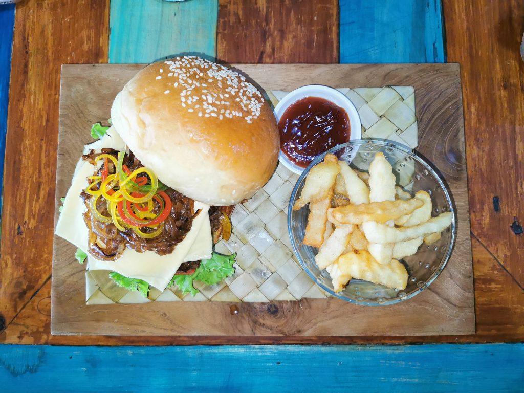 Poolside Cafe Nusa Penida Bali