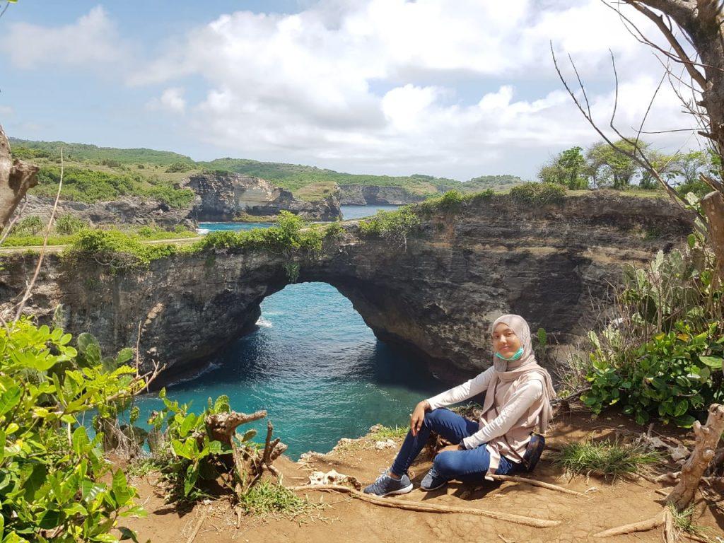 Obyek Wisata Nusa Penida Barat