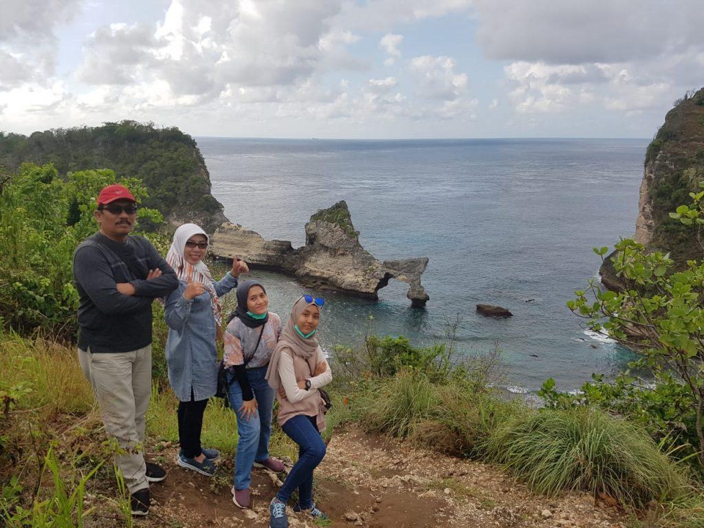 Obyek Wisata Nusa Penida Timur
