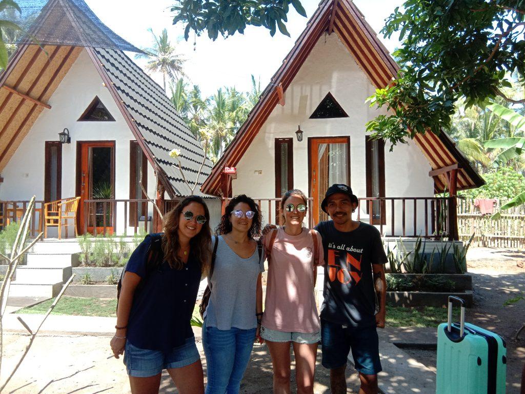 Jingga Bungalow Nusa Penida