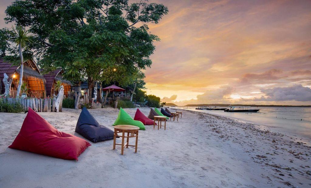 Santen Beach Bungalow Nusa Penida