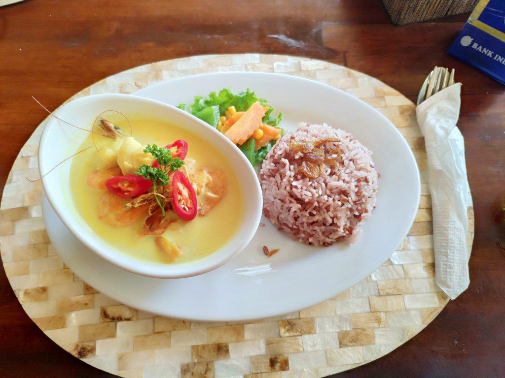 Shanti Restaurant Nusa Penida
